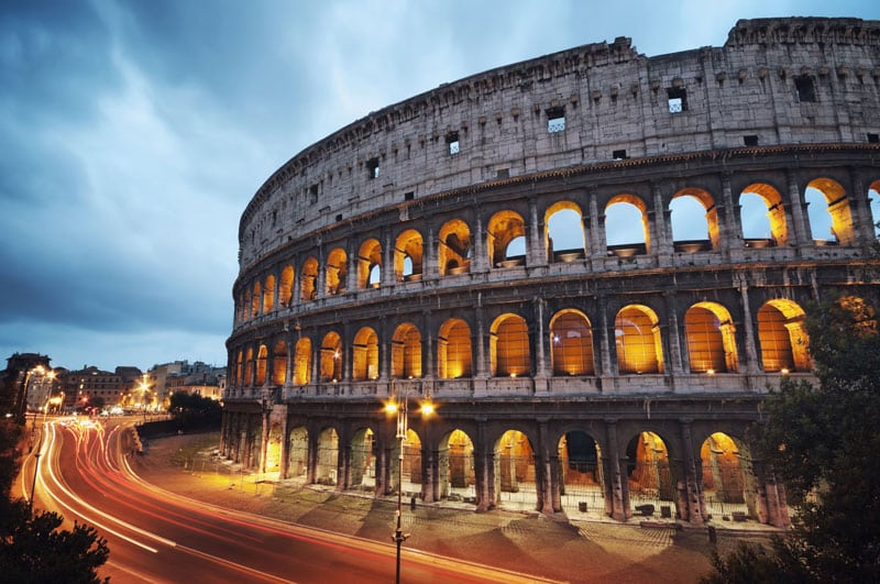 Taxi City Tour Rome | Colosseum night open | taxi service rome