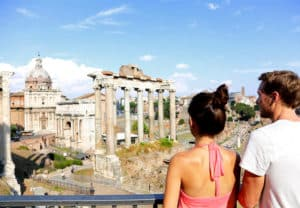 taxi city tour and escursions to Rome italy - Christian Rome