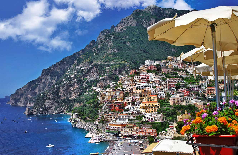 Taxi Tour to Amalfi Coast | Roberto Villani | Gaeta Taxi Service