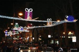 Christmas Gaeta Italy