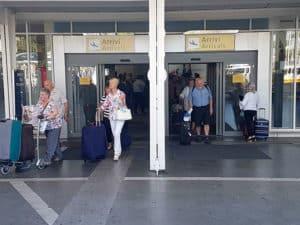 taxi da Fondi per Napoli aeroporto