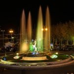 gaeta lights fountain taxi tour