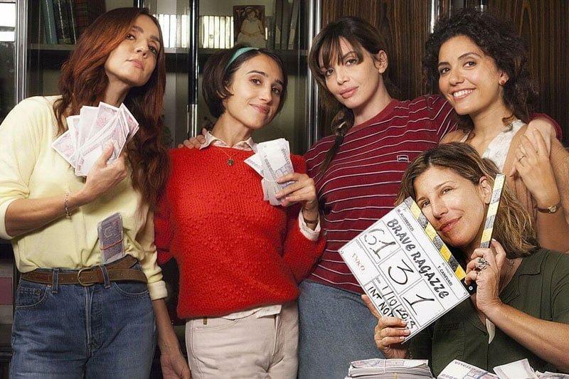 Brave ragazze - Italian cinema