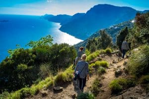 Amalfi coast trekking: the path of the gods - gaeta taxi service