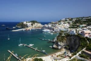 How to get to Ponza
